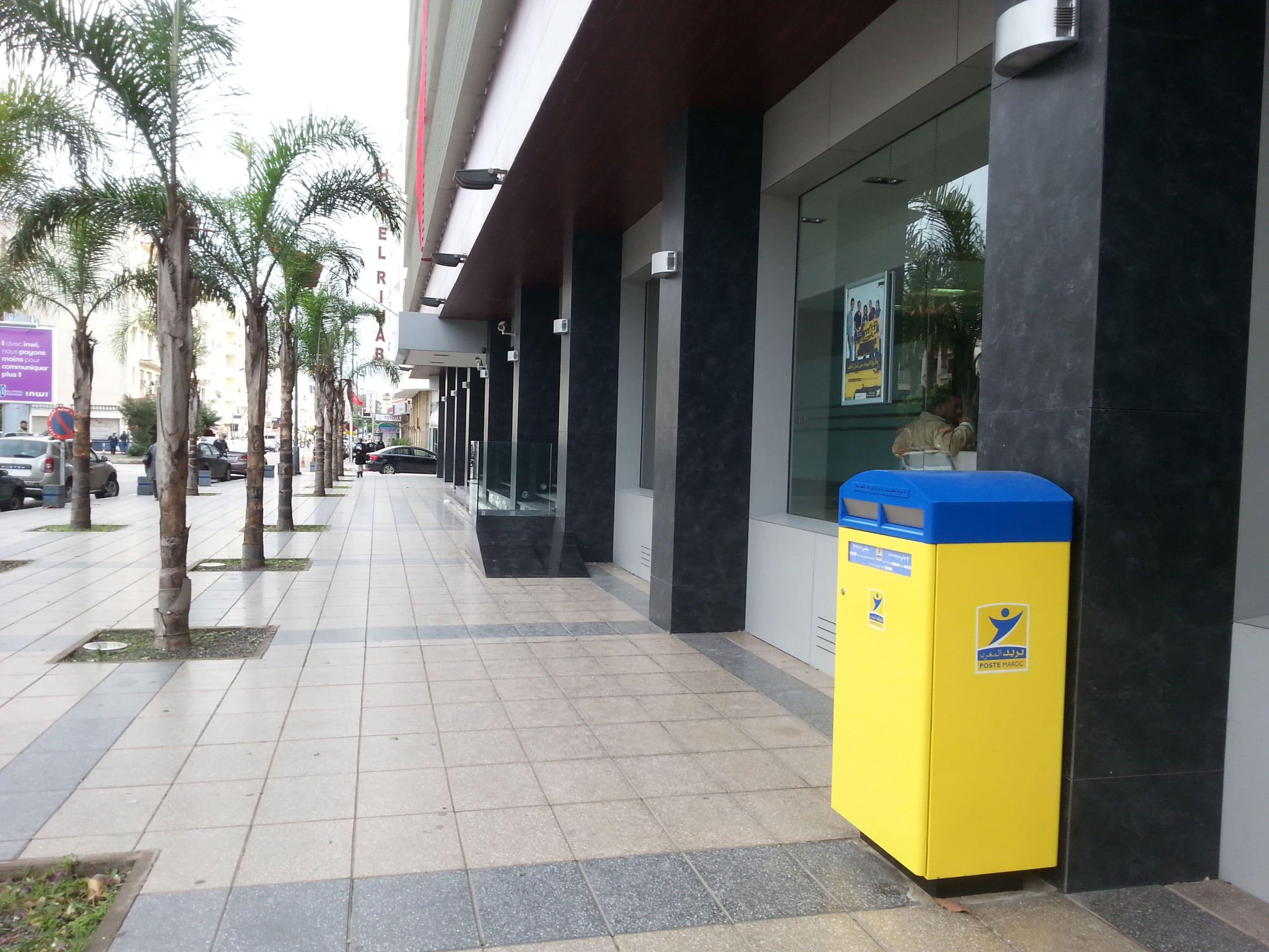 Solution de traitement du courrier, La Poste